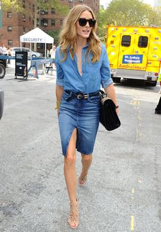 olivia-palermo-look-total-denim-sandalia-nude