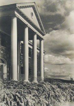 Margaret Bourke White, White House, Vintage Photograph