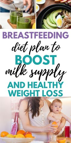 Great healthy breastfeeding diet plan for boosting milk supply. Learn how to make a breastfeeding meal plan that will help you eat healthy and produce more breast milk. Includes a breastfeeding meal plan sample pdf to print. Breast feeding meals for breakfast, lunch and dinner PLUS snacks that are all breastfeeding friendly! Breastfeeding Diet Plan, Frozen Fruit Smoothie, Boost Milk Supply, Meal Planning Printable, Breast Feeding, Diet Meal Plans, Eat Healthy, Pdf, Lunch