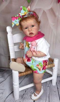REBORN-BEAUTIFUL-BABY-GIRL-SASKIA-Bonnie-Brown