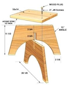 Woodworking Projects Plans - CLICK THE IMAGE for Various Woodworking Ideas. #woodprojectplans #woodwork