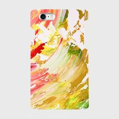 Paint…2   【側表面印刷スマホケース iPhone7 ツヤ有り】   HMY Z3 Compact, Xperia Z1f, Galaxy S3, Iphone 7 Cases, Smartphone