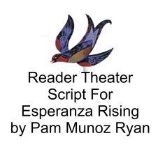 Sixth Grade Reading, 6th Grade Ela, 5th Grade Classroom, Fifth Grade, Esperanza Rising, Drama Activities, Class Books, Engage Ny, Drama Class