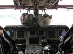 V-22 Osprey cockpit by Little Chubby Panda, via Flickr