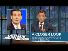 The Cruz Campaign's Dirty Tricks: A Closer Look - YouTube