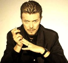 Bowie... Steaming Hot!