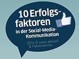 Zehn Faktoren für den Erfolg in Social Media | werbewoche