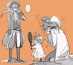 Nooo, Lovi!! We can't handle your badass cuteness!! (Is that a thing? ok now it is <3)