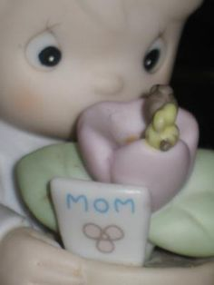 To A Special Mum Precious Moments Collectible Figurine