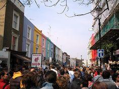 5 best flea markets in London