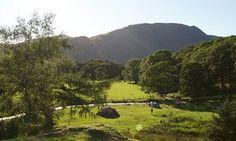 Skye Farm camping, Cumbria