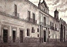 la Real y Pontificia Universidad de México fue la primera institución de educación superior de todo el continente Americano. First Educational Institution of the American Continent.