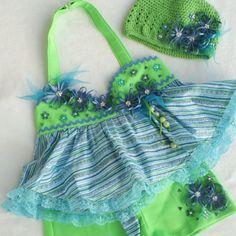 Lil queeny custom casual wear girls size 4/5