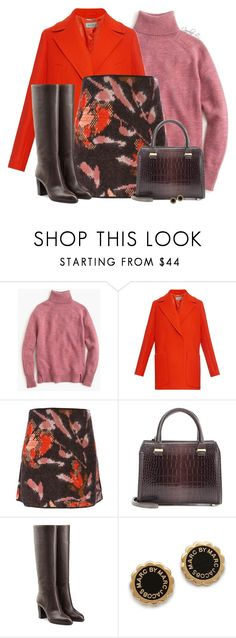 """""""Boot & Skirt"""" by carolinez1 ❤ liked on Polyvore featuring мода, J.Crew, Sportmax, Missoni, Victoria Beckham, Sergio Rossi, Marc by Marc Jacobs, women's clothing, women's fashion и women"""
