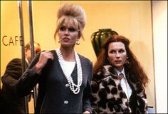 "Patsy and Edina - ""Absolutely Fabulous"""