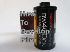 DIY How To Develop Film at home ...this is interesting ,