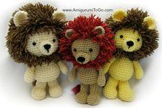 Little Bigfoot Lion 2014 - Amiguruùi to go by Sharon Ojala