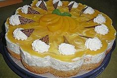 Yummy Recipes, Dessert Recipes, Yummy Food, Desserts, Pudding Cake, Brunch, Food And Drink, Pie, Peach