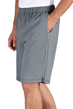Fitness Shorts: Sun Protective Clothing - Coolibar