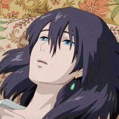 Cat Anime, Anime Toon, Anime Art, Manga Anime, Studio Ghibli Art, Studio Ghibli Movies, Howls Moving Castle, Girls Anime, Anime Guys