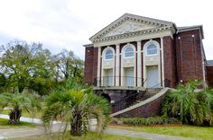 First Baptist~Bamberg, South Carolina