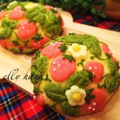 Media?size=l Health Desserts, Fun Desserts, Cute Food, Good Food, Riced Veggies, Bread Art, Food Garnishes, Christmas Appetizers, Cake Decorating Tips