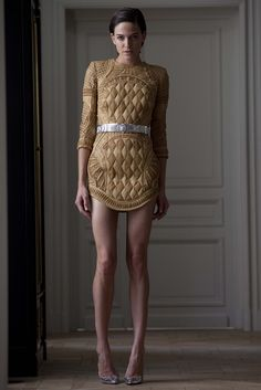 Balmain Resort 2013 - Runway, Fashion Week, Reviews and Slideshows - WWD.com Photo by Franck Mura
