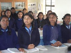Middle School at Chamraj tea estate in Southern India. Fair Trade premiums contribute 80% of the total cost to run this school for the children of the estate's workers.