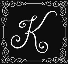 """""""K"""" is for Kay"""