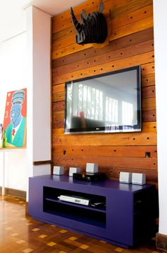 Rack Masp. Gostou? Acesse www.oppa.com.br Oppa Design, Sweet Home, Living Spaces, Living Room, Rack, Home Theater, Home And Living, Entryway, Interior Decorating