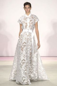 Best Bridal Looks From The Runway: Spring 2016- 30 Unique Bridal Gowns