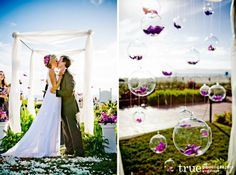 Spotlight on Isari Flower Studio + Event Design | Real Wedding at Hotel Del Coronado / top local wedding photographers