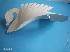 Paper Animal Crafts are fabulous activity for kids, especially if you& making them with a group of children for kids party or community event. Paper Animal Crafts, Paper Animals, Bird Crafts, Paper Crafts, Hobbies And Crafts, Diy And Crafts, Crafts For Kids, Arts And Crafts, Science Pics