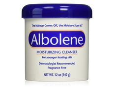 Cleanser from Albolene that also works as a great moisturizer. | 42 Cheap Products Makeup Addicts Swear By