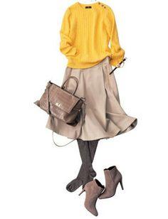 Fashion Tv, Japan Fashion, Work Fashion, Modest Fashion, Hijab Fashion, Fashion Outfits, Womens Fashion, Fall Winter Outfits, Autumn Winter Fashion