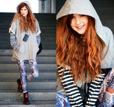 Ebba Zingmark: love the mixed prints