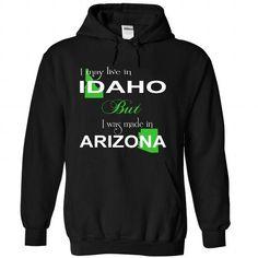 (LiveXanhLa001) 039-Arizona - #tshirt rug #hoodie dress. LIMITED TIME PRICE => https://www.sunfrog.com//LiveXanhLa001-039-Arizona-8429-Black-Hoodie.html?68278