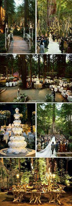 Game of Thrones themed wedding - Design and Decor CHWV Viking Wedding, Renaissance Wedding, Enchanted Forest Wedding, Woodland Wedding, Enchanted Wedding Themes, Wedding In Forest, Wedding Forrest, Forest Wedding Decorations, Decor Wedding