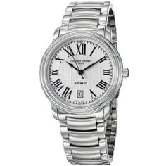 Frederique Constant Men's FC303M4P6B3 Classics Stainless Steel Bracelet Watch Frederique Constant. $794.44. Stainless steel case. Sapphire crystal. Swiss automatic movement. Silver dial. Water-resistant to 50 M (165 feet). Save 39% Off!