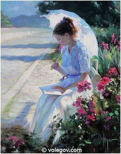 """Blue Day"" by Vladimir Volegov"