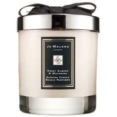 Jo Malone London Sweet Almond & Macaroon Kaars online kopen bij douglas.nl