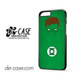 Green Lantern Justice League DEAL-4869 Apple Phonecase Cover For Iphone 6 / 6S