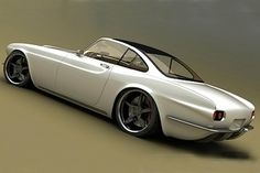 Volvo P-1800 - If I had to own a Volvo this would be the Model