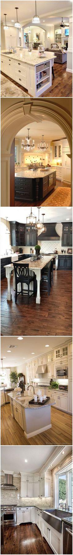 Exceptional modern kitchen design ideas.