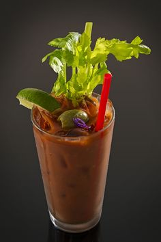 Dancing Tomato's Famous Bloody Mary