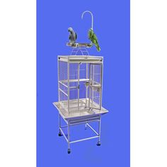 You'll love the Medium Play Top Bird Cage at Wayfair - Great Deals on all Pets  products with Free Shipping on most stuff, even the big stuff.