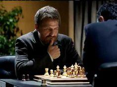 Geico Chess Announcer