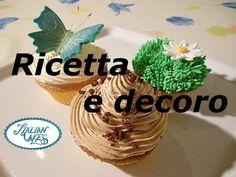 Cupcake: ricetta e decorazioni (recipe and decorations) by ItalianCakes