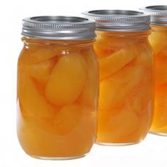 This canned peach recipe used apple or white grape juice as the liquid and saves you making a sugar syrup. . Canned Peaches Recipe from Grandmothers Kitchen.