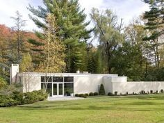 Alice Ball House, designed by Philip Johnson